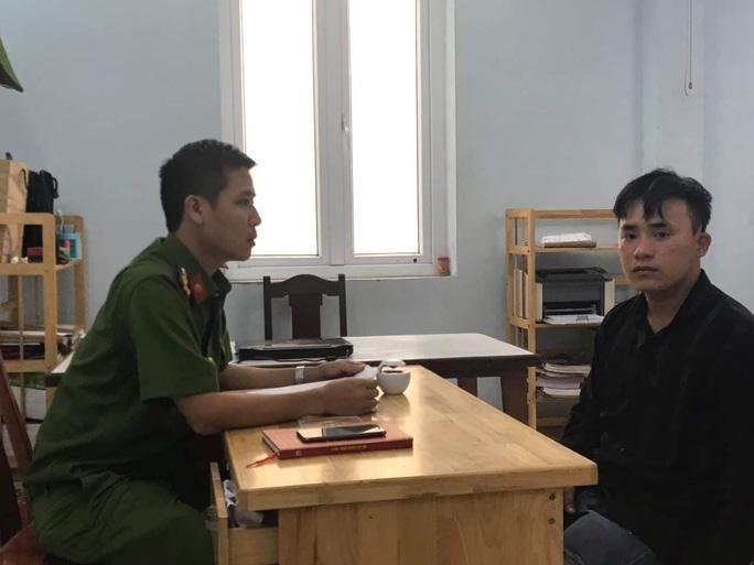 Từ Đồng Nai ra Đà Nẵng dùng dao uy hiếp chủ phòng khám nha để cướp tài sản - Ảnh 1.
