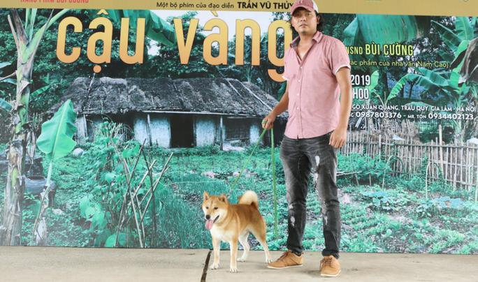 Phim Cậu Vàng: Không có chuyện bắt chó nội đóng thế cảnh bị đánh đập cho chó Nhật - Ảnh 2.
