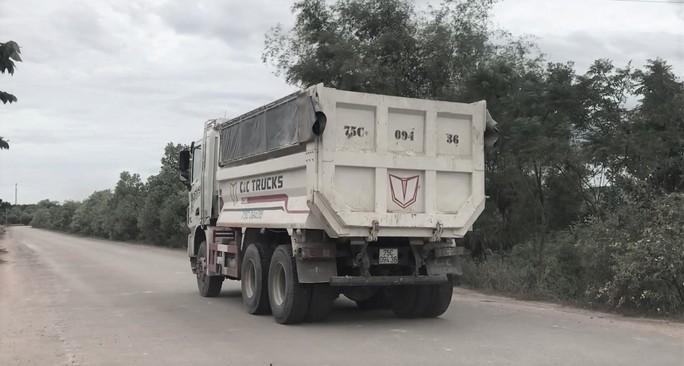 Xe quá tải vẫn hoành hành: Sở GTVT tỉnh Thừa Thiên – Huế khẳng định chỉ hoạt động lén lút - Ảnh 6.