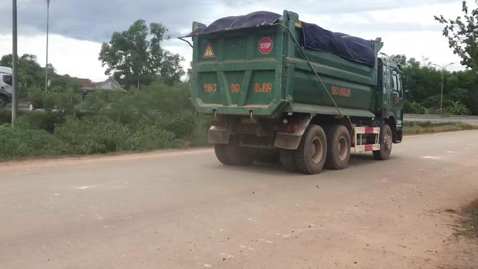 Xe quá tải vẫn hoành hành: Sở GTVT tỉnh Thừa Thiên – Huế khẳng định chỉ hoạt động lén lút - Ảnh 2.