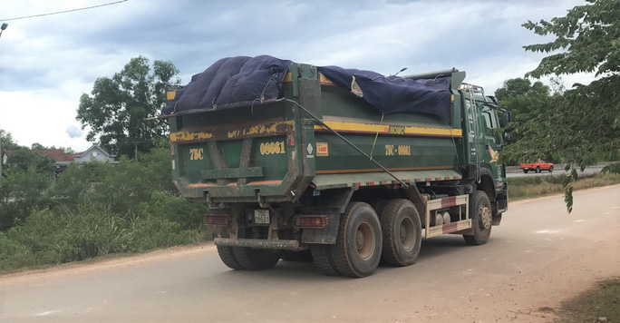 Xe quá tải vẫn hoành hành: Sở GTVT tỉnh Thừa Thiên – Huế khẳng định chỉ hoạt động lén lút - Ảnh 4.