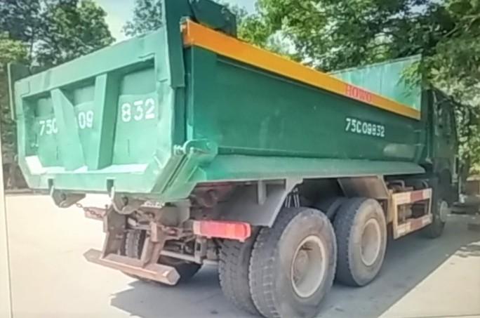 Xe quá tải vẫn hoành hành: Sở GTVT tỉnh Thừa Thiên – Huế khẳng định chỉ hoạt động lén lút - Ảnh 1.