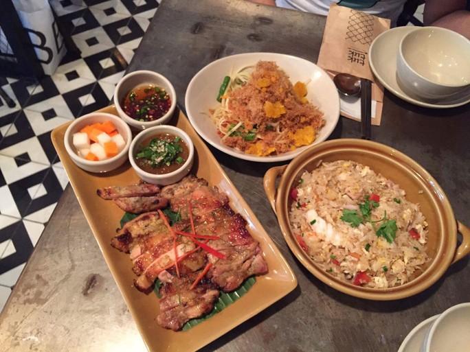 Không cần xuất ngoại vẫn được ăn món Thái chính tông - Ảnh 3.