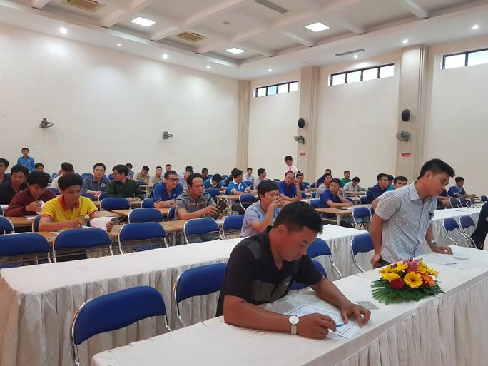 Khai mạc Hội thi Bàn tay vàng điện công nghiệp cấp thành phố - Ảnh 3.