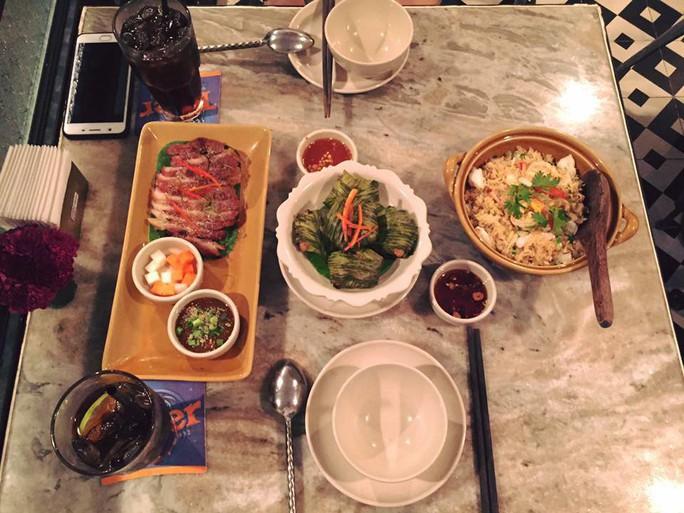 Không cần xuất ngoại vẫn được ăn món Thái chính tông - Ảnh 2.