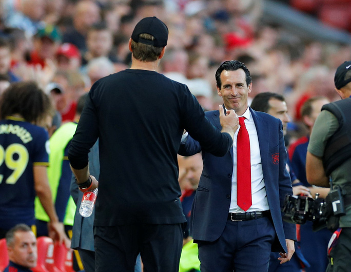David Luiz phá Arsenal, Liverpool thắng tưng bừng ở Anfield - Ảnh 9.