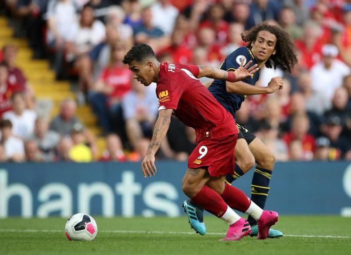 David Luiz phá Arsenal, Liverpool thắng tưng bừng ở Anfield - Ảnh 1.