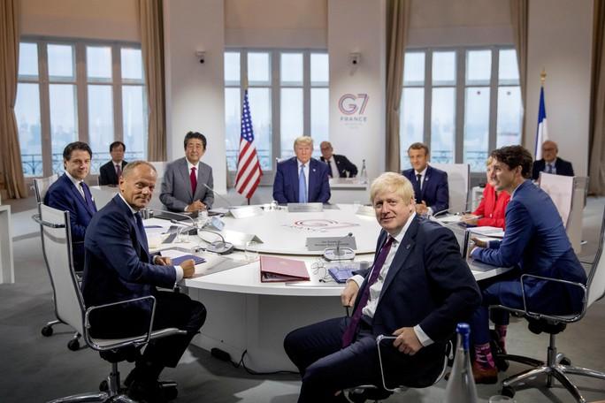 Thượng đỉnh G7 khó đạt kết quả đột phá - Ảnh 1.