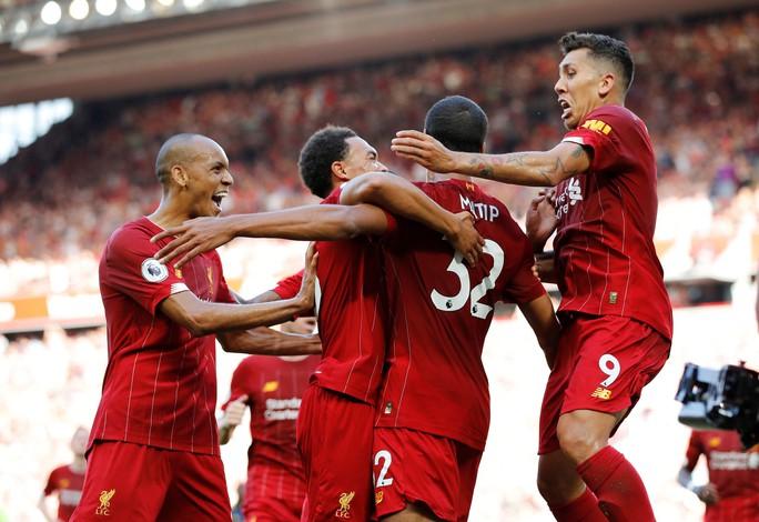 Man City đại thắng, Champions League vòng knock-out đầy ắp anh hào - Ảnh 5.