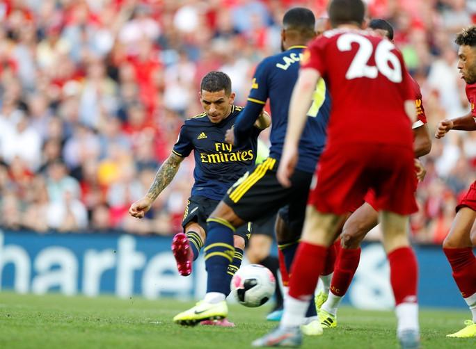David Luiz phá Arsenal, Liverpool thắng tưng bừng ở Anfield - Ảnh 7.