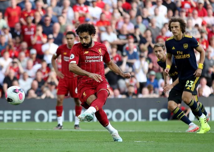 David Luiz phá Arsenal, Liverpool thắng tưng bừng ở Anfield - Ảnh 5.