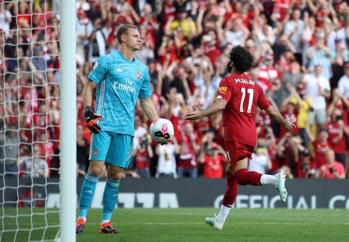 David Luiz phá Arsenal, Liverpool thắng tưng bừng ở Anfield - Ảnh 6.