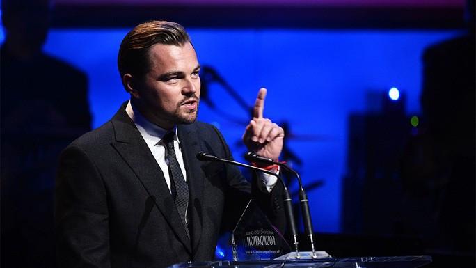 Leonardo DiCaprio gây quỹ hàng triệu USD cứu rừng Amazon - Ảnh 1.
