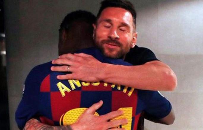 Ra mắt sao 16 tuổi, Barcelona thắng trận cầu 7 bàn - Ảnh 7.