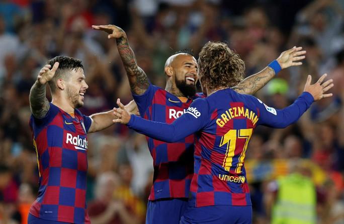 Ra mắt sao 16 tuổi, Barcelona thắng trận cầu 7 bàn - Ảnh 4.