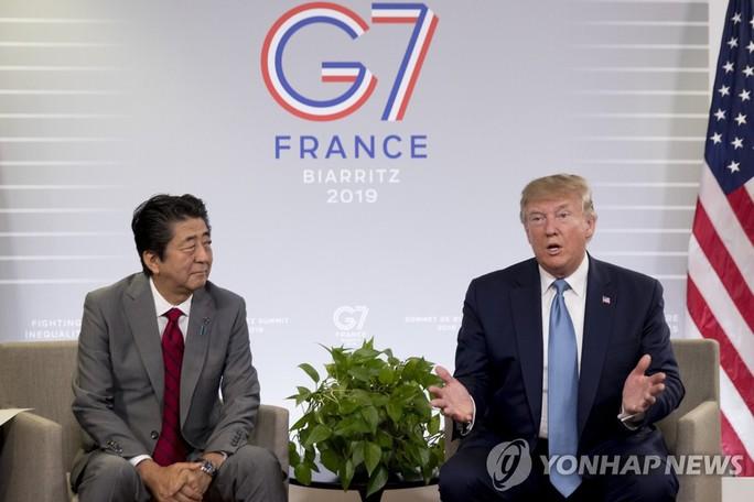 Mến Triều Tiên, ông Trump nói tập trận với Hàn Quốc là lãng phí tiền của - Ảnh 1.