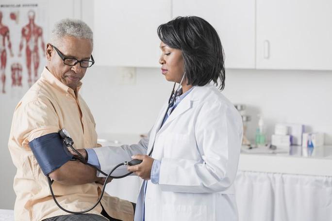 Lần đầu tiên đo máu biết  được mức độ căng thẳng thần kinh - Ảnh 1.