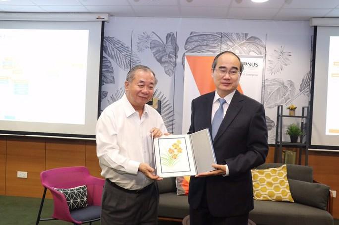 Bí thư Nguyễn Thiện Nhân đề xuất nhiều giải pháp hợp tác về khởi nghiệp - Ảnh 2.
