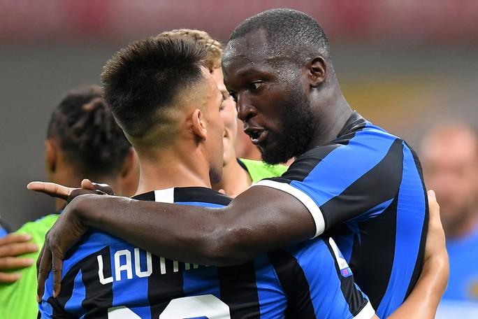 Lukaku khai hỏa, Inter Milan lên đỉnh bảng Serie A - Ảnh 6.