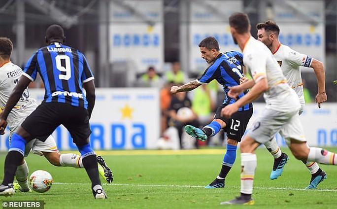 Lukaku khai hỏa, Inter Milan lên đỉnh bảng Serie A - Ảnh 4.