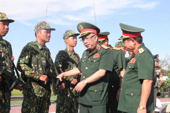 Trang trọng Lễ chào cột mốc chủ quyền biên giới Việt Nam - Campuchia - Ảnh 10.