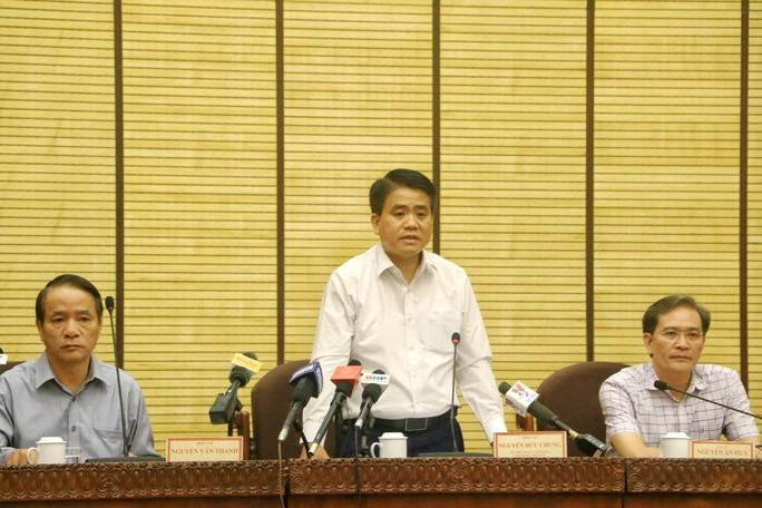Chủ tịch Hà Nội: Ông Lê Đình Kình có mục đích xấu, nhằm trục lợi trên đất Đồng Tâm - Ảnh 1.