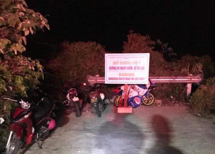 Cứu 4 du khách bị lạc ở Sơn Trà, một người câu cá tử vong - Ảnh 1.