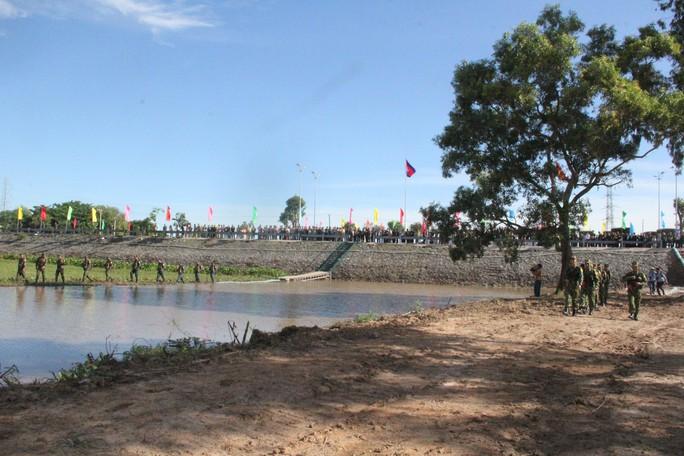 Trang trọng Lễ chào cột mốc chủ quyền biên giới Việt Nam - Campuchia - Ảnh 16.