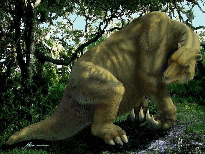 Phiên bản quái thú cổ xưa của 4 sinh vật hiện đại hiền lành - Ảnh 5.
