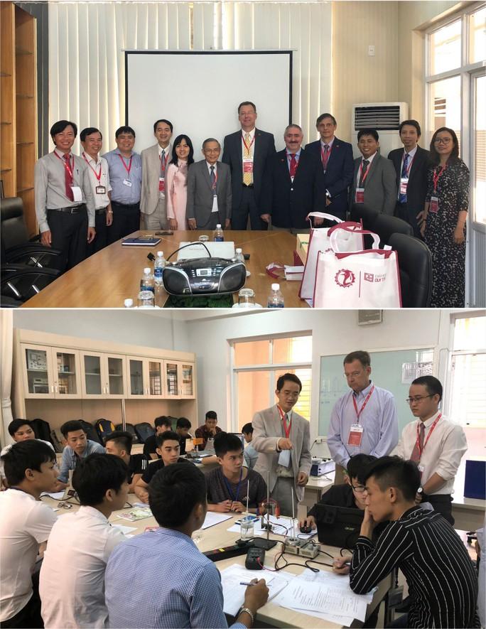 ĐH Duy Tân - Đại học thứ 2 của Việt Nam đạt chuẩn Kiểm định ABET của Mỹ - Ảnh 1.