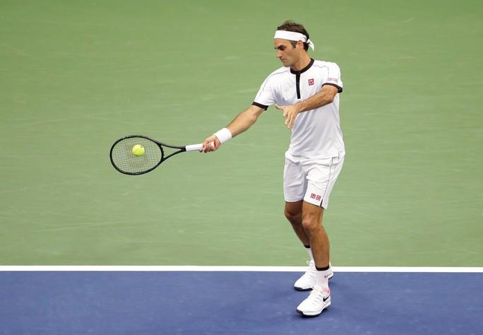 Djokovic san bằng thành tích 71 trận thắng tại Grand Slam của Pete Sampras - Ảnh 5.