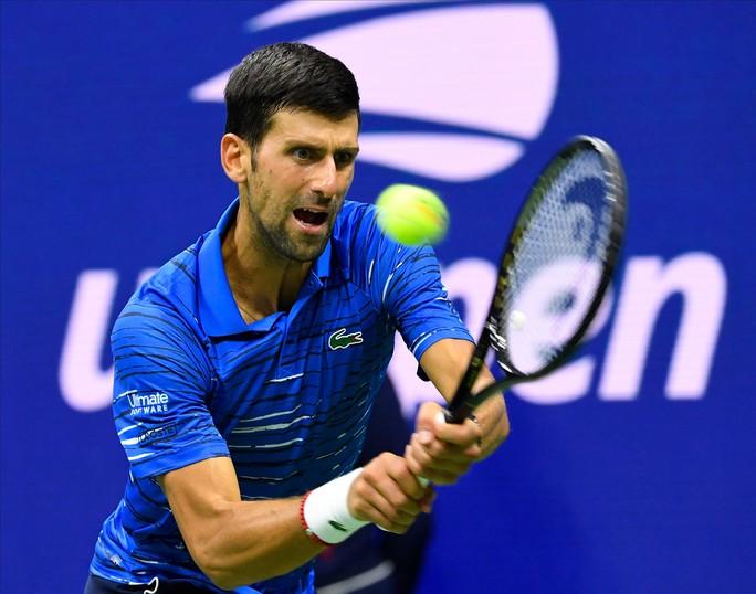 Djokovic san bằng thành tích 71 trận thắng tại Grand Slam của Pete Sampras - Ảnh 3.