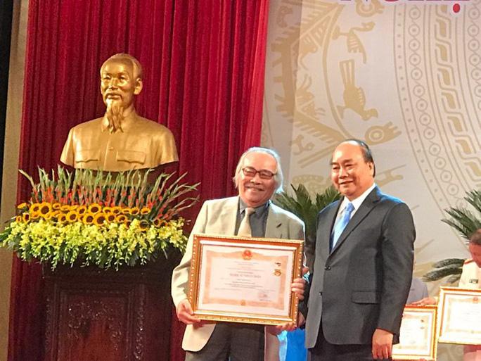 391 nghệ sĩ được trao tặng danh hiệu NSND, NSƯT - Ảnh 14.