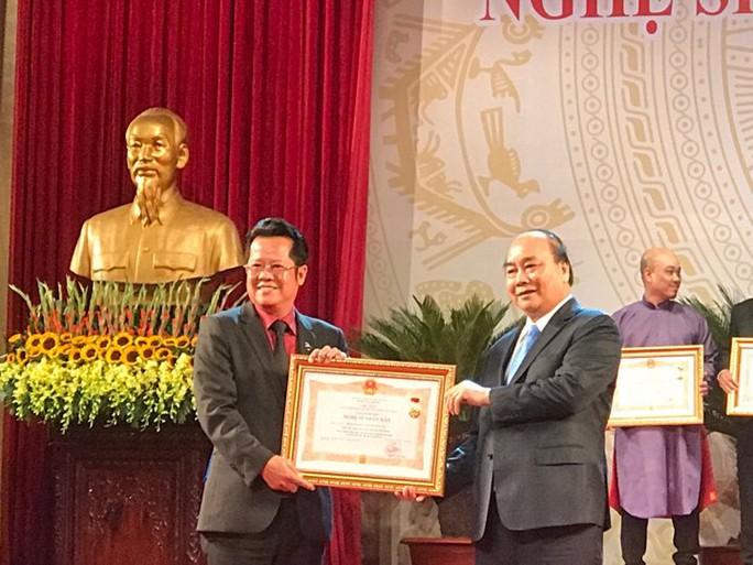 391 nghệ sĩ được trao tặng danh hiệu NSND, NSƯT - Ảnh 11.