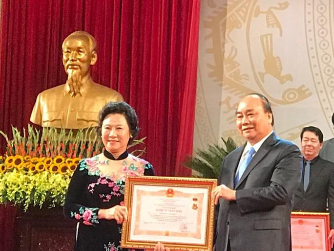 391 nghệ sĩ được trao tặng danh hiệu NSND, NSƯT - Ảnh 9.