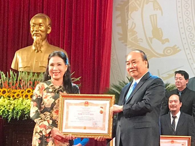 391 nghệ sĩ được trao tặng danh hiệu NSND, NSƯT - Ảnh 5.