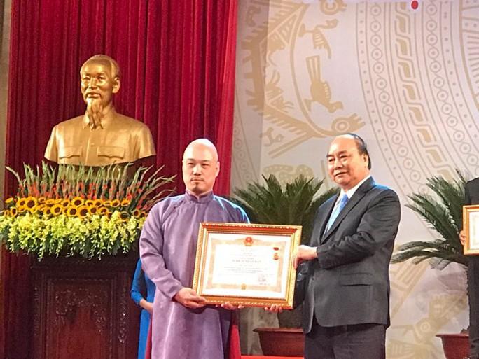 391 nghệ sĩ được trao tặng danh hiệu NSND, NSƯT - Ảnh 4.