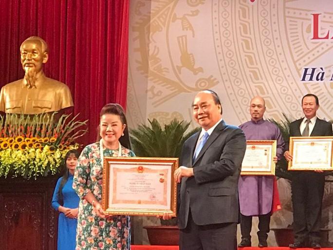 391 nghệ sĩ được trao tặng danh hiệu NSND, NSƯT - Ảnh 3.