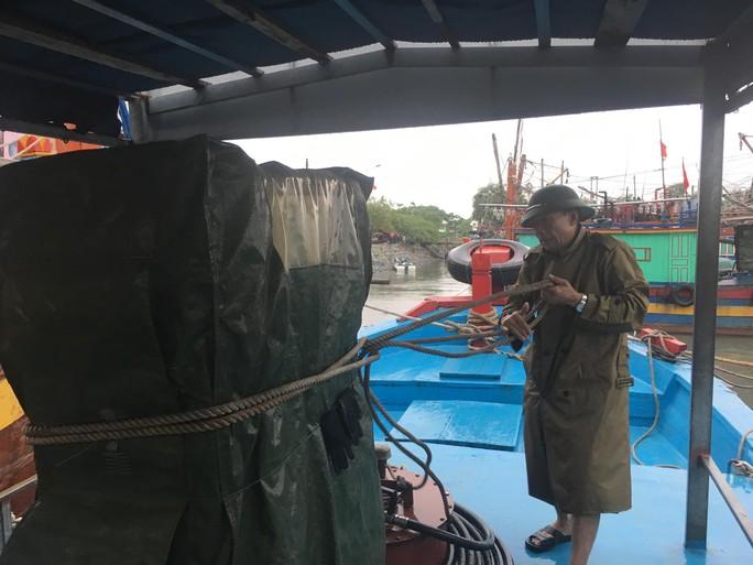 Hơn 150 tàu cá Quảng Bình nằm trong vùng nguy hiểm bão số 4 - Ảnh 2.
