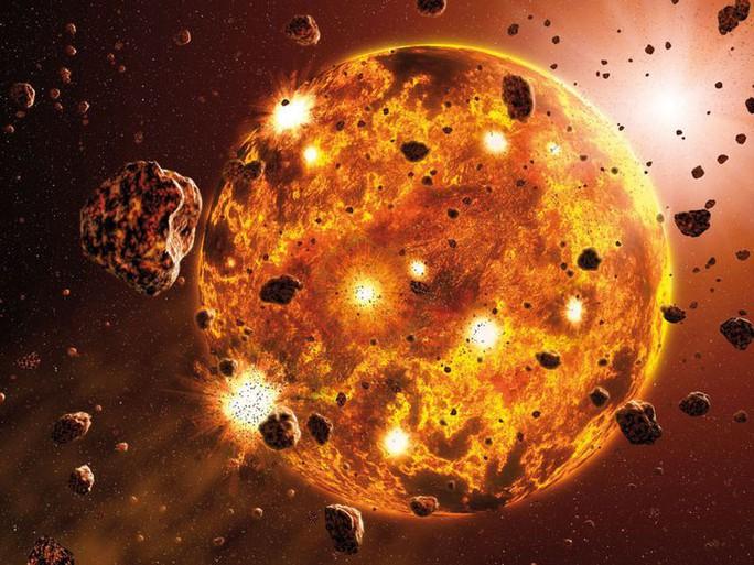 Điểm mặt những thứ ngoài hành tinh hiện diện ngay trên trái đất - Ảnh 1.