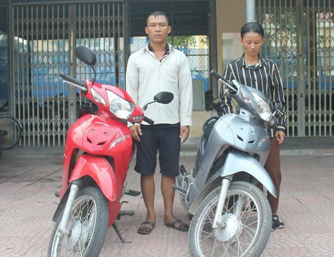 Cặp tình nhân đi từ Quảng Bình ra Hà Tĩnh đá xế - Ảnh 1.