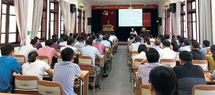 Hà Nội: Tập huấn nghiệp vụ cho 200 cán bộ Công đoàn - Ảnh 1.