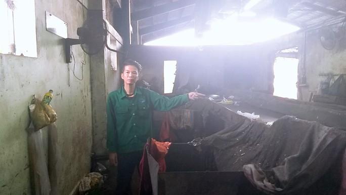 Lại phát hiện thi thể thai nhi lẫn theo rác vào nhà máy rác ở Cà Mau - Ảnh 1.