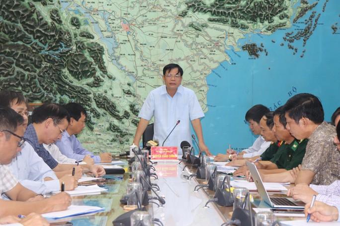 Bão số 4 di chuyển nhanh, đổ bộ Nghệ An - Quảng Bình sáng mai 30-8 - Ảnh 2.