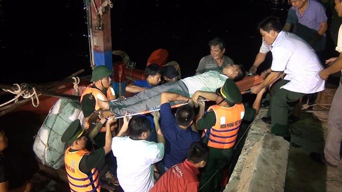 Hơn 150 tàu cá Quảng Bình nằm trong vùng nguy hiểm bão số 4 - Ảnh 3.