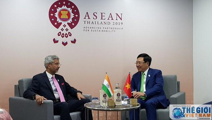 Ấn Độ mong muốn tiếp tục hợp tác về dầu khí với Việt Nam trên Biển Đông - Ảnh 1.