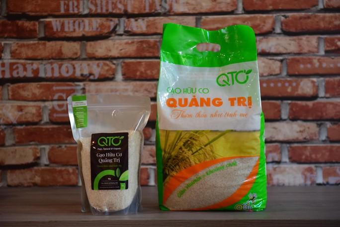 Phát hiện 2 chất quý hơn vàng có trong gạo hữu cơ Quảng Trị - Ảnh 4.