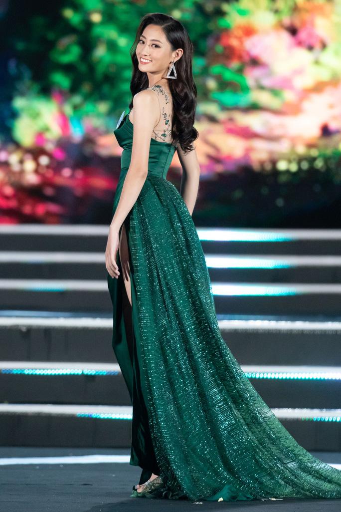 Lương Thùy Linh đăng quang Hoa hậu Thế giới Việt Nam 2019 - Ảnh 4.