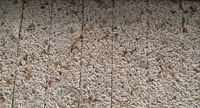 Bí quyết làm nên những hạt cốm thơm, giòn ở Cà Mau - Ảnh 3.