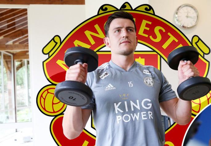 80 triệu bảng, Man United biến Maguire thành trung vệ đắt nhất thế giới - Ảnh 6.